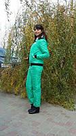 Женский зимний спортивный теплый костюм Pantera на синтепоне. Разные цвета, размеры.