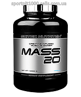 Scitec Nutrition   MASS 20    4000 гр.
