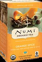 "Белый чай ""Пряный апельсин"" Numi"