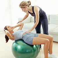 Занятия с фитболом для Вашего здоровья и красоты