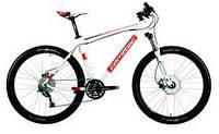 "Велосипед горный Corratec X-Vert 650B Motion 27,5"" 2016 white/black/red, рама - 44 см"