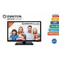 Телевизор Manta LED220E7-Full HD  (модель 2017 года)
