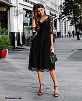 Женское вечернее кружевное платье Водевиль ян