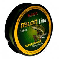 Леска 100m NYLON LINE KAIDA