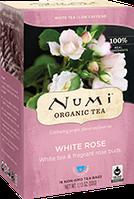 """Белый чай """"Белая роза"""" Numi"""
