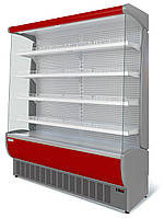 Холодильная витрина пристенная Флоренция ВХСп-1,6 (0...+10С)