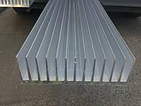 Радиаторный алюминиевый профиль 122х38 мм, фото 1