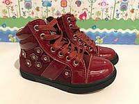 Ботинки демисезонные Clibee для девочки 25-30