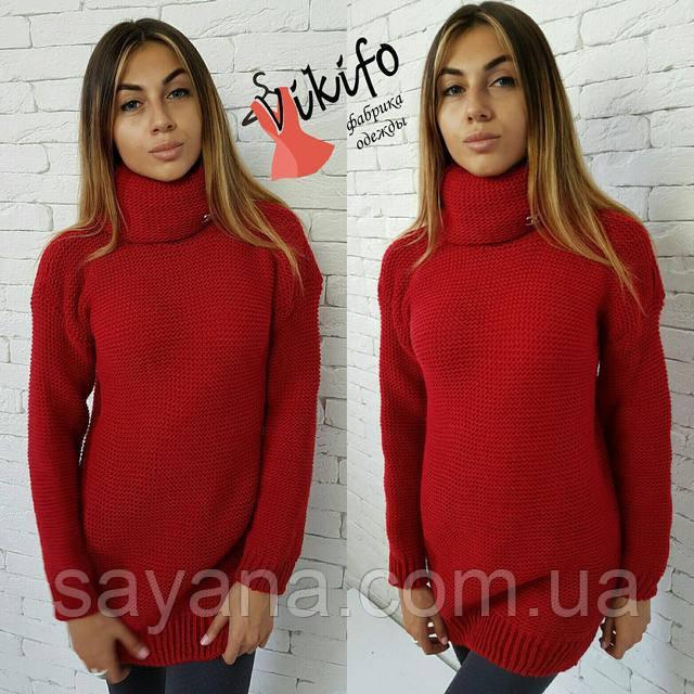 классный свитер в расцветках