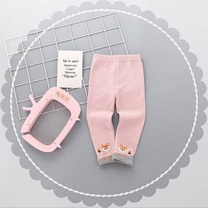 Лосины для девочек Лисичка, фото 2