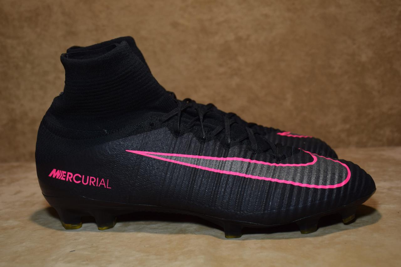 3621eda0 Nike Mercurial Superfly V FG 831940-006 бутсы. Италия. Оригинал. 45 ...
