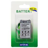 Аккумулятор Sony Ericsson BST-30 650 mAh K500i, T290i, Z500i A класс