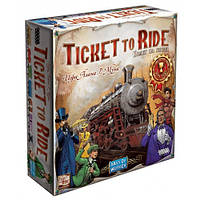 Ticket to Ride: Америка. Билет на поезд: Америка настольная игра