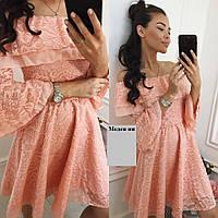 Платье женское кружевное Медея ян