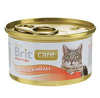 Brit Care Chicken Breastкуринное филе, 80г