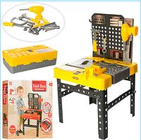 Детский игровой набор инструментов 1528AB