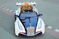 Детский электромобиль - Rollce-Racer - подсветка, музыкальное сопровождение