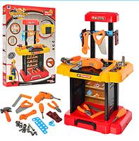 Игровой набор инструментов в чемодане 661-181
