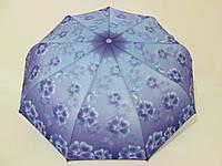 """Женский зонт полный автомат с цветочным принтом """"Suun Rain"""""""