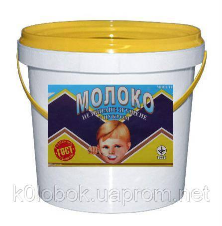 Молоко сгущенное ГОСТ Первомайск 1кг - фото 1