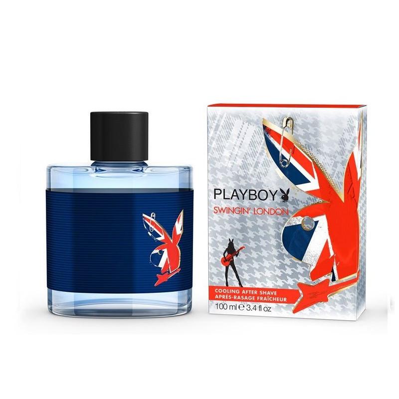 Лосьйон після гоління Playboy Swinging London 100мл.