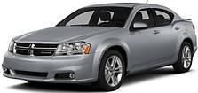 Защиты двигателя на Dodge Avenger (c 2007--)