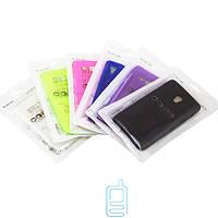 Чехол силиконовый Slim Samsung S4 Mini i9190 прозрачный