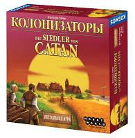Колонизаторы Катан, настольная игра