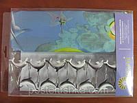 Шторы для ванны Arya 180x180 Water Life, арт. 1353037