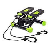 Мини-степпер FitKraft Swing с эспандерами