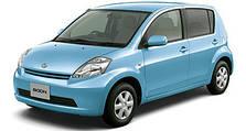 Защиты двигателя на Daihatsu Sirion (c 2000--)