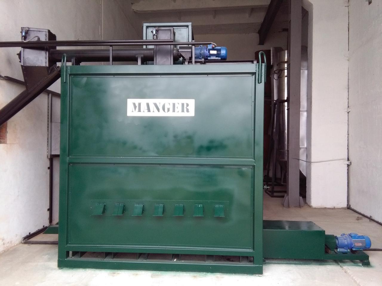 """Установка MANGER для утилізації відходів (печь для утилизации отходов) -  ТОВ """"МАНГЕР"""" в Черкасской области"""