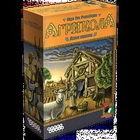 Агрикола настольная игра