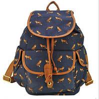 Городской рюкзак. Женский рюкзак. Современные рюкзаки Softback. Рюкзаки с рисунком. Качество.Код: КСР6
