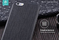 Чехол для IPhone 7 Devia Jelly slim case black