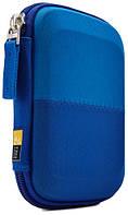 Удобный чехол для жесткого диска CASE LOGIC HDC11R 6228858 синий