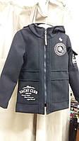 Детское пальто для мальчика 116-146