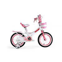 "Велосипед RoyalBaby JENNY GIRLS 14"", розовый"