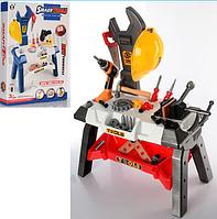 Детский игровой набор инструментов со столиком T103-2-104-2