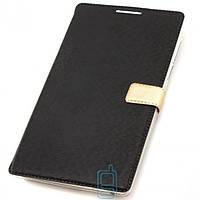 Чехол-книжка для Lenovo A7-30 силиконовая накладка Lishen black