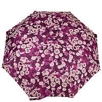 Зонт полуавтомат для женщин DOPPLER (ДОППЛЕР) DOP730165OD-3 фиолетовый