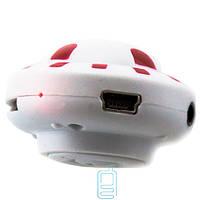 MP3 плеер Летающая тарелка НЛО белая