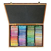 Пастель масляная мягкая, Mungyo, MOPV-72W, 72 цвета (в деревянной коробке), фото 1