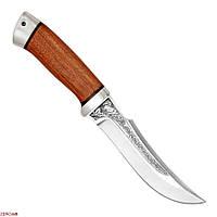 "Нож ""АиР""  ""Клык"" (орех) 95Х18, фото 1"
