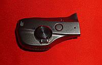 Корпус Nikon L610 Coolpix (верхняя часть с кнопкой) серый