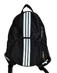 Рюкзак спортивный черный Wallaby (37x16 см) Art.153