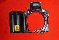 Корпус / Вспышка Nikon L610 Coolpix (средняя часть) серый