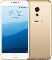 Смартфон Meizu Pro 6S 4/64 gb Gold MediaTek Helio X25 3060 мАч