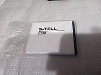 Оригинальный аккумулятор (батарея) для S-TELL C250