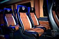 Раскладные автобусные сиденья